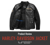 Harley-Davidson Leather Jacket Review