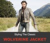 Styling the Classic Wolverine Leather Jacket