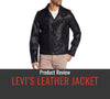 Levi's Leather Jacket Review