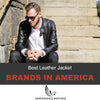 Best Leather Jacket Brands In America