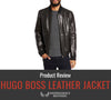 Hugo Boss Leather Jacket Review