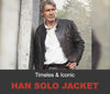 Timeless and Iconic: Han Solo Leather Jacket