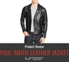 Paul Smith Leather Jacket Review