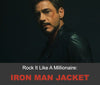 Rock it Like A Millionaire: Iron Man Inspired Jacket