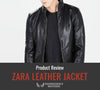 Zara Leather Jacket Review
