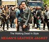 The Walking Dead in Style: Negan's Leather Jacket