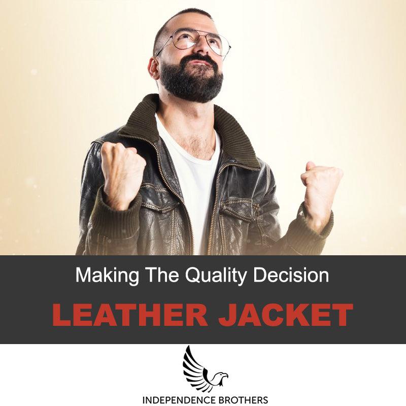 0751de4756a How To Buy A Quality Leather Jacket