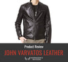John Varvatos Leather Jacket Review