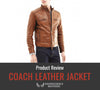 Coach Leather Jacket Review