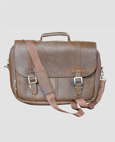 The Journeyman - Messenger Bag