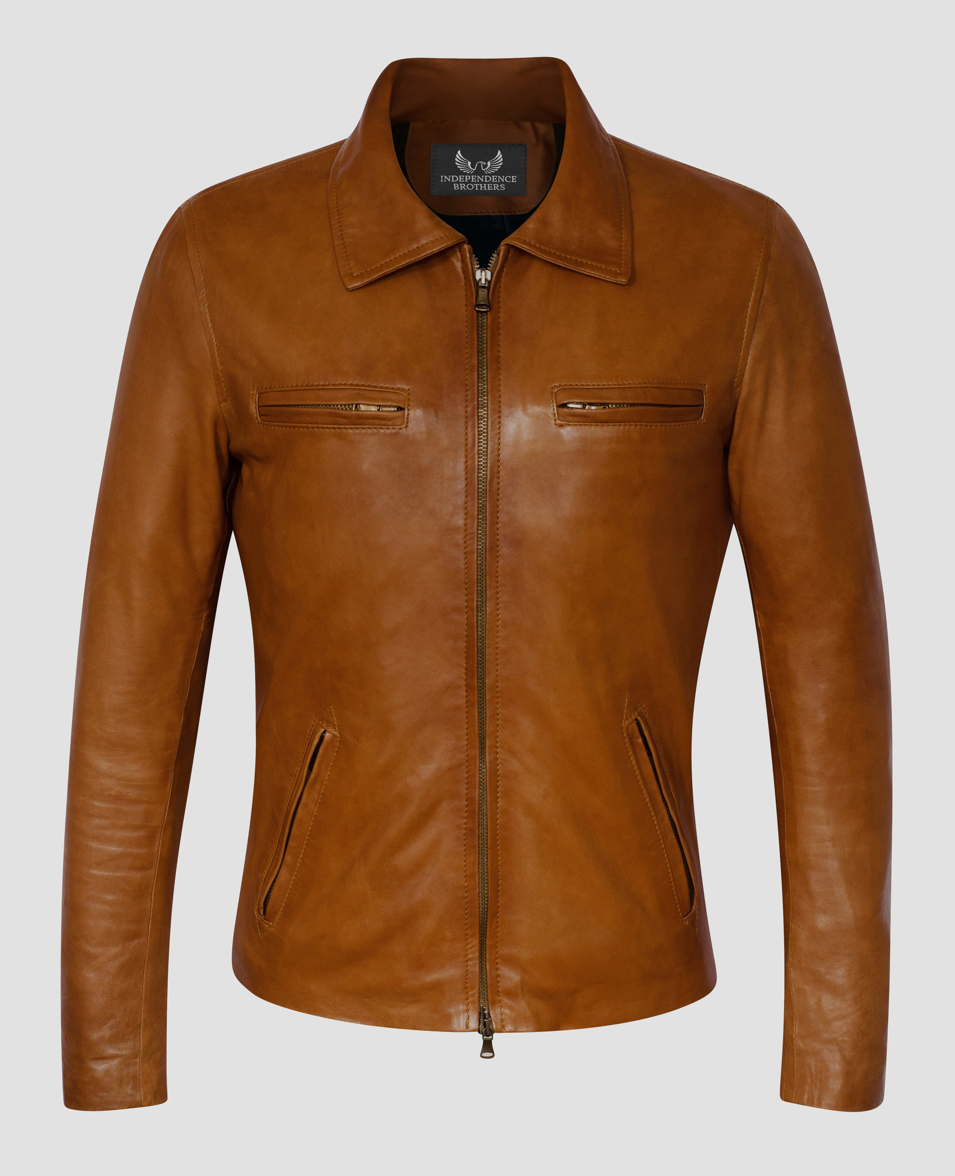 The Only Men S Leather Jacket Guide You Need Independence Brothers