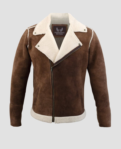 The Shearling Double Rider
