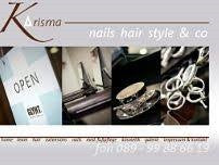 K-risma Nails Hair Style - Co Logo