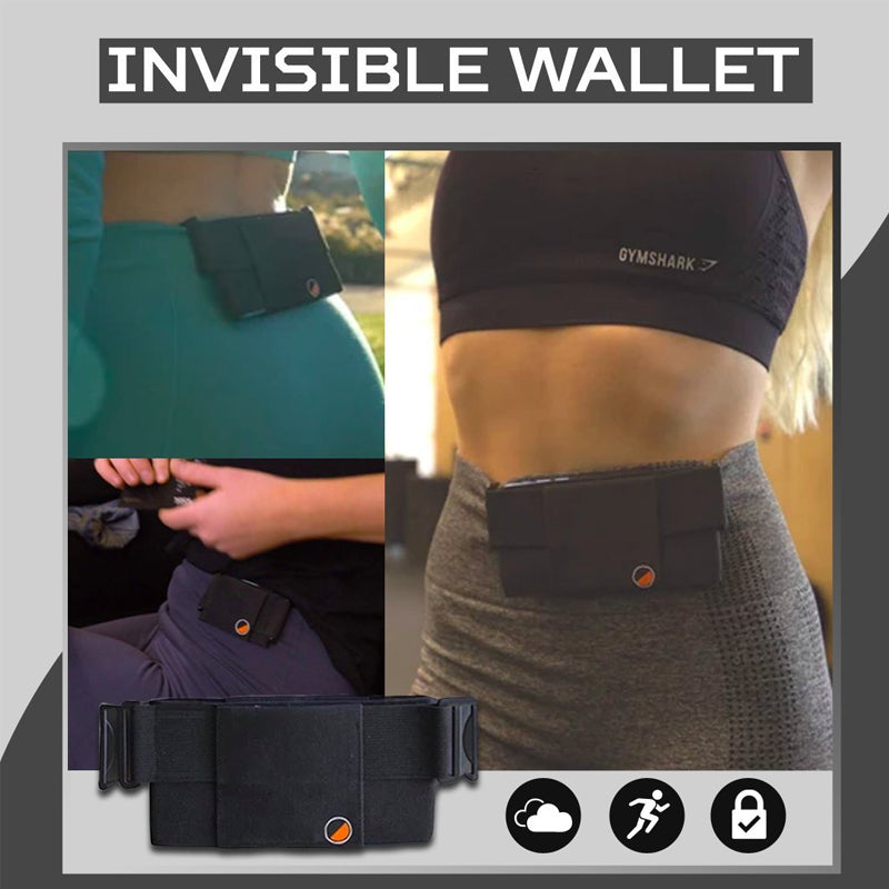 (50% OFF)The Minimalist Invisible Wallet