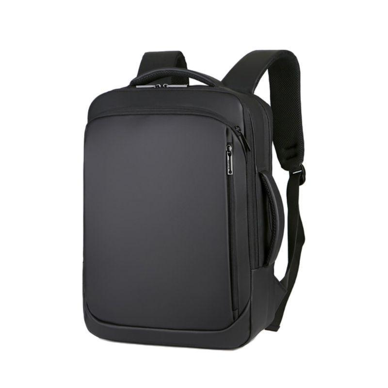 Anti-Theft Waterproof Travel Backpack, Fits 15.6-Inch Laptop