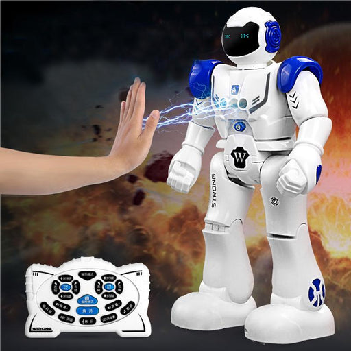 Smart Robot USB Charging Dancing Gesture Action Figure RC Toy For Boys Children Birthday Gift