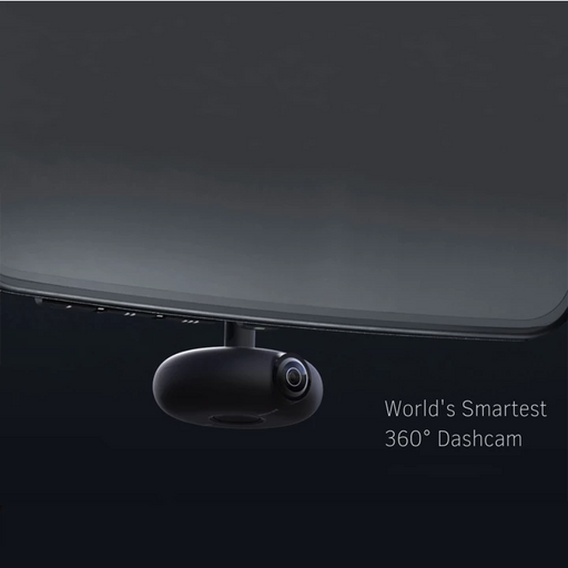 The First 4K 360 Degree Smart Dash Cam