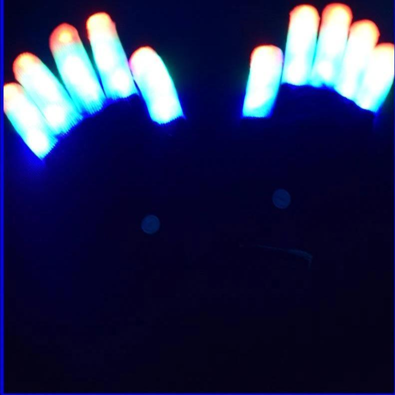 Gloves Gloves LED Gloves Gloves Magic Gloves Thermal Gloves Quad Core Gloves Factory Direct