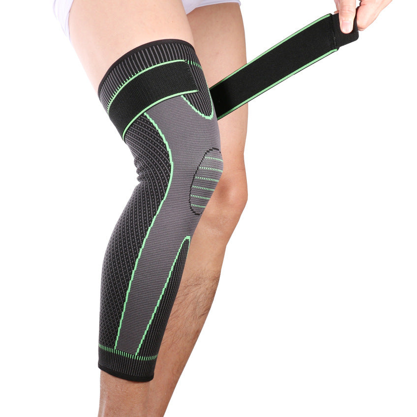 FULL COMPRESSION KNEE SLEEVES (1 PAIR)