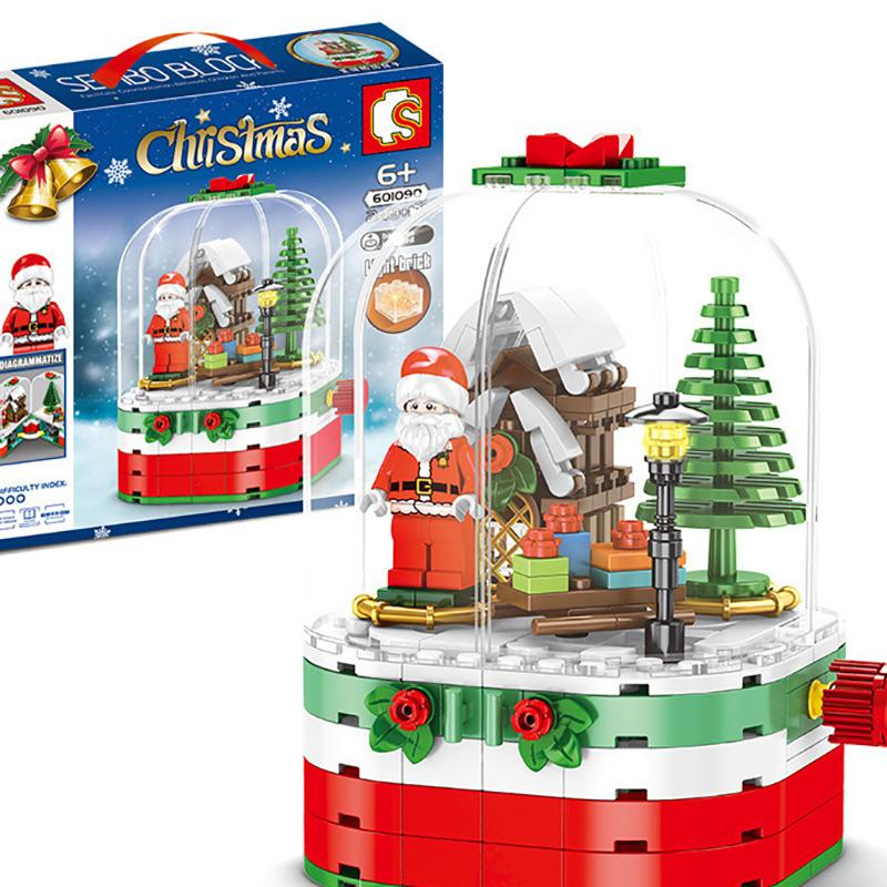 Santa series children's assembly toy