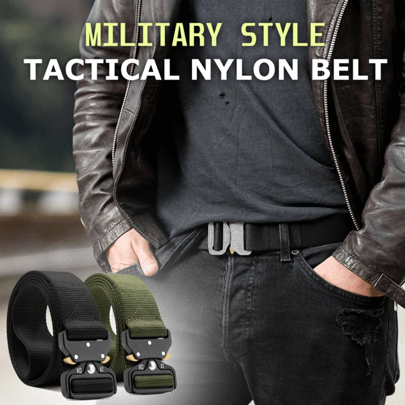Tactical Nylon Belt 3.8CM