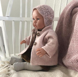 New - Erantis bonnet - Doll 40 – 45 cm