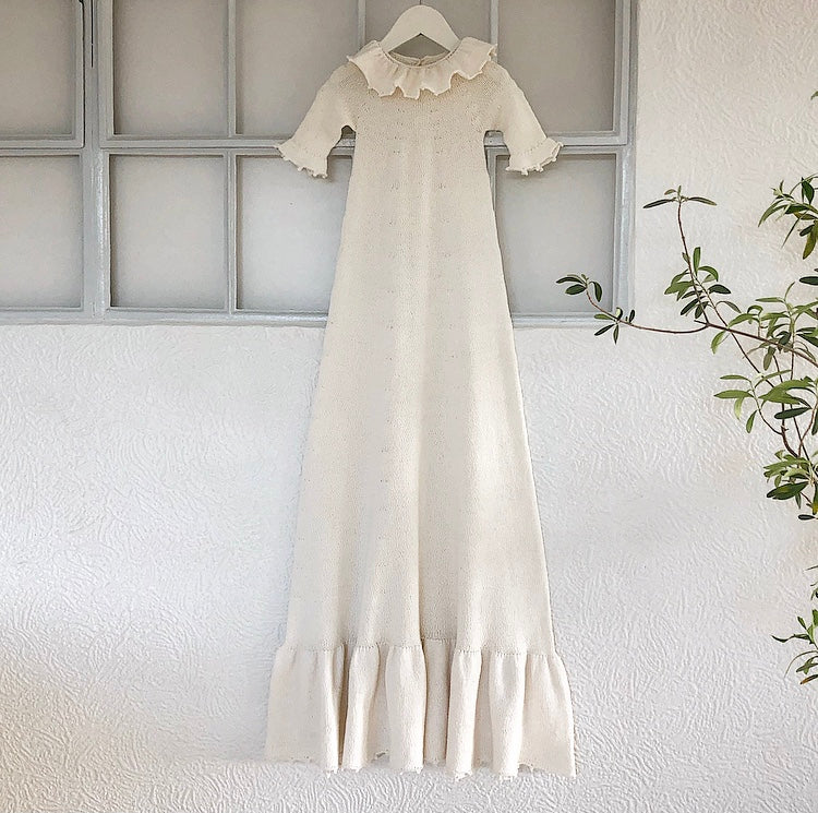 New - Foxglove Christening Dress