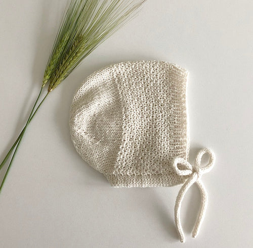 Wheat bonnet
