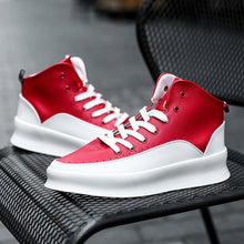 Load image into Gallery viewer, Men's Leisure High Help Casual Shoes