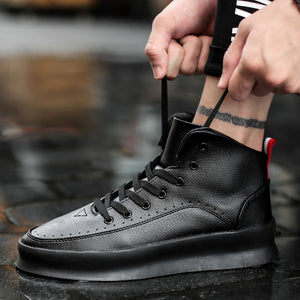 Men's Leisure High Help Casual Shoes