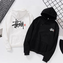 Load image into Gallery viewer, Hooded  Cutout  Letters Hoodies
