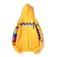 Load image into Gallery viewer, Fashion Street Solid Color Loose Hoodie