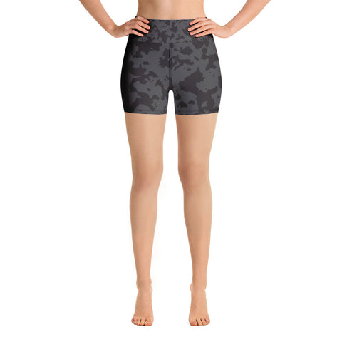 Image of LIVE IN THE MOVEMENT HIGH RISE SHORTS