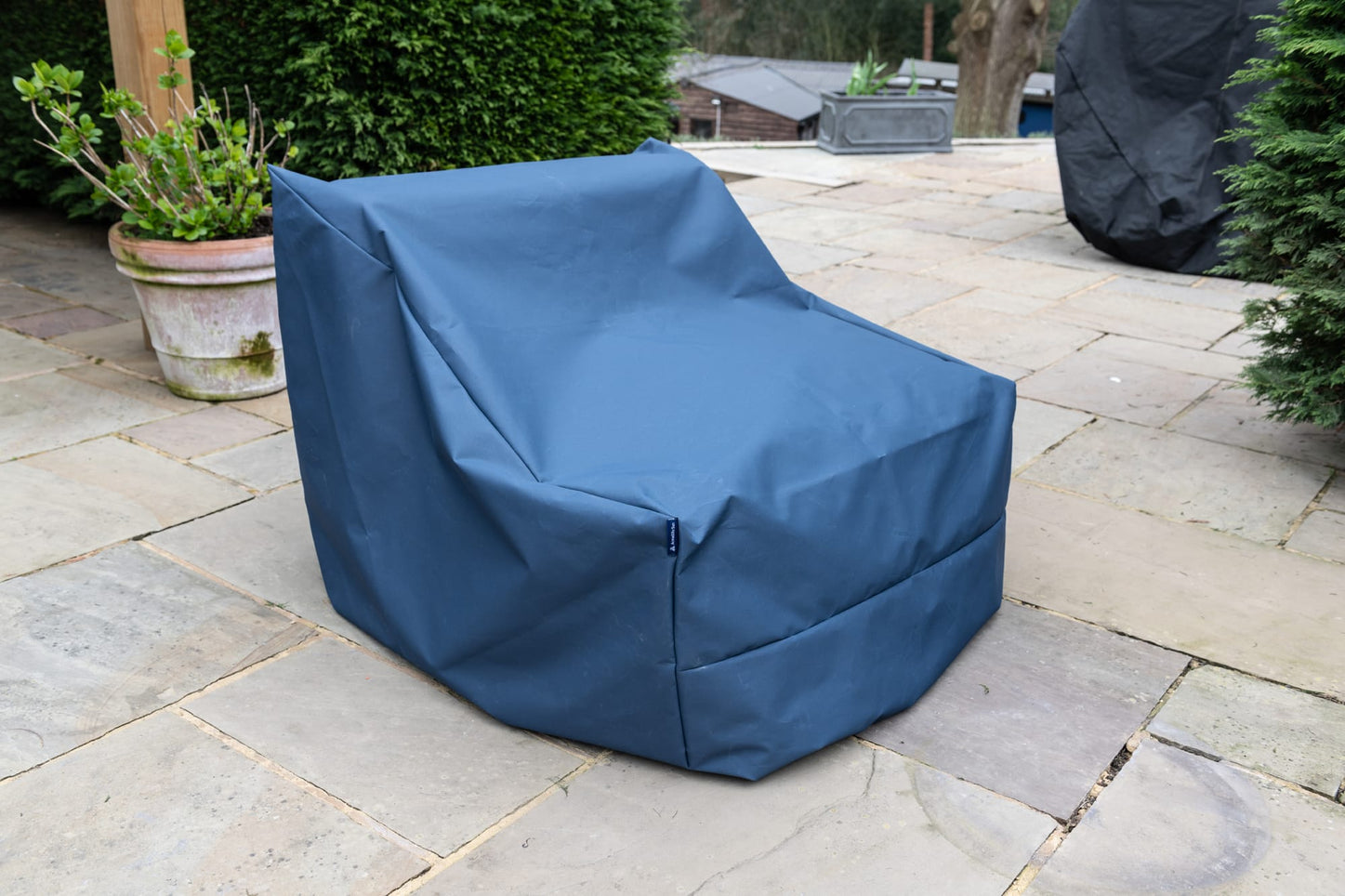 Amazing Winter Outdoor Bean Bag Chair Covers Armadillo Sun Bralicious Painted Fabric Chair Ideas Braliciousco