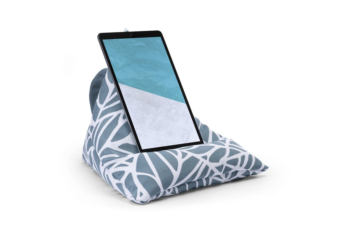 iPad, Tablet & eReader Bean Bag Stand - Patterned