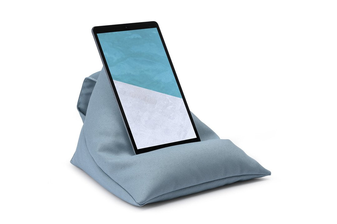 iPad, Tablet & eReader Bean Bag Stand - Plain