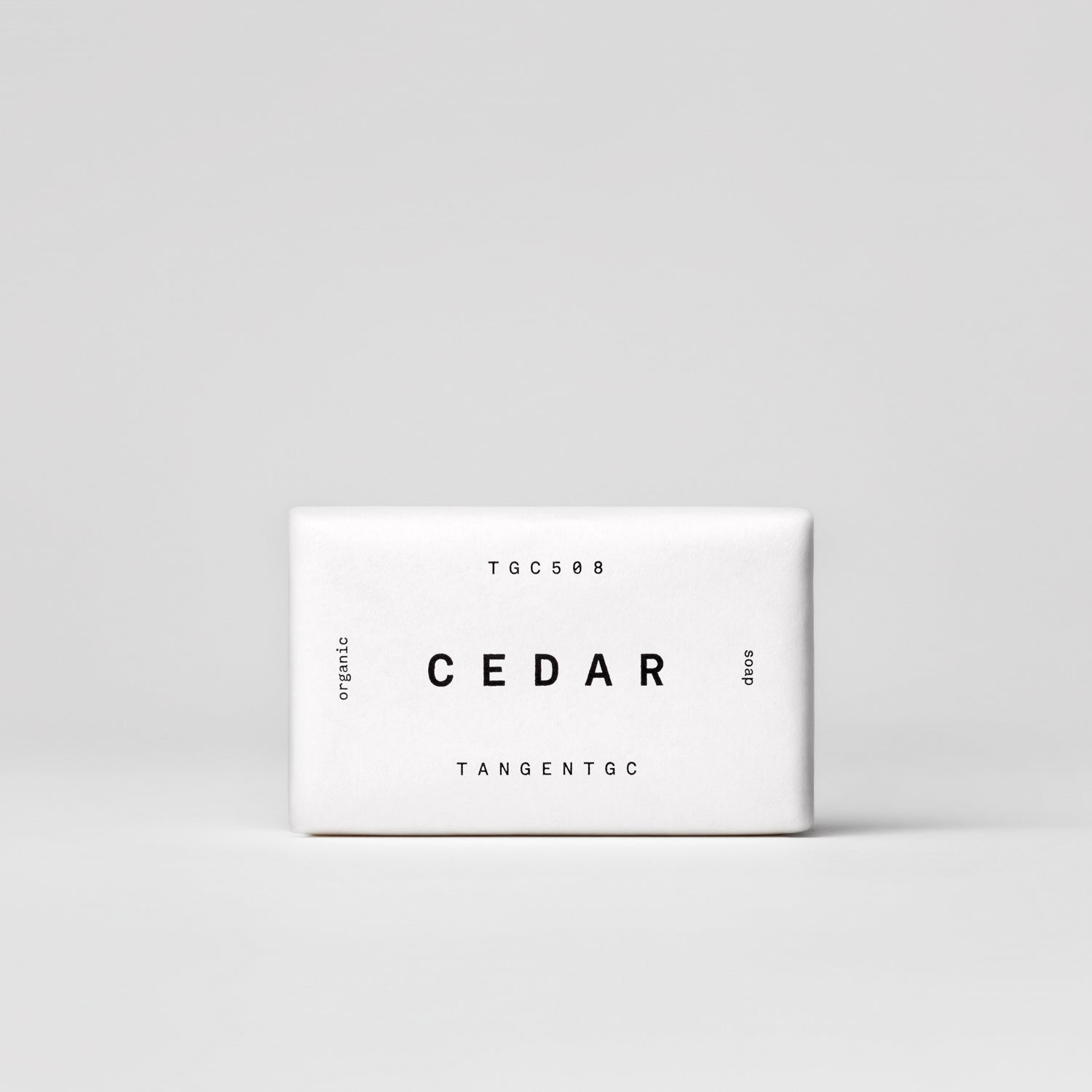TGC508 cedar soap bar