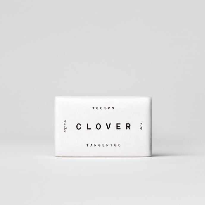 TGC509 clover soap bar