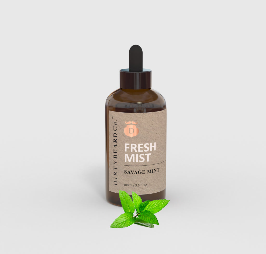6 Bottle ( REFILL) Beard Mist Subscription