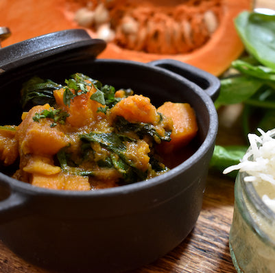 Butternut Squash BANG Curry!
