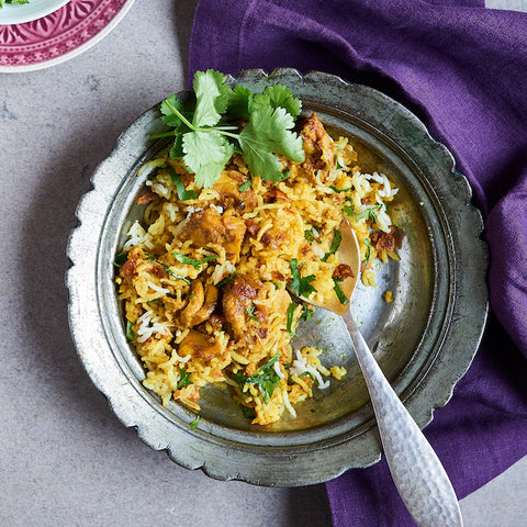 Bang Curry Classic Bang Biryani Recipes
