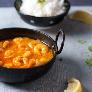 Coconut Prawn Balti