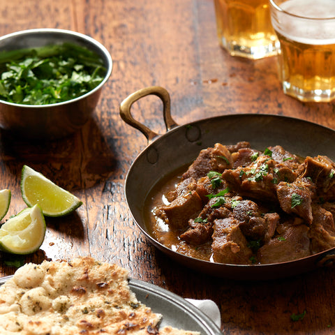 Bang Curry Slow Cooked Khulna Lamb Recipes