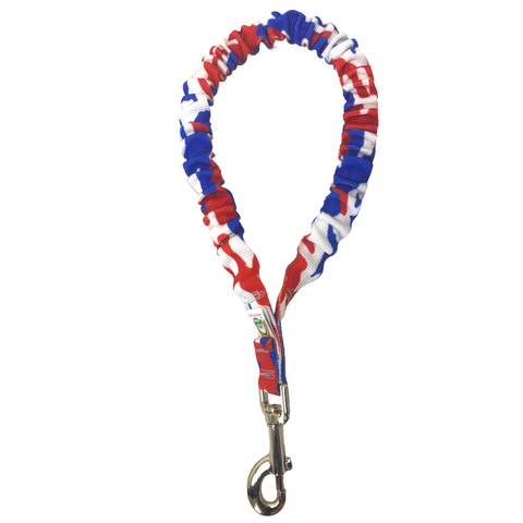 Only Leash- Red, white, and Blue Camo