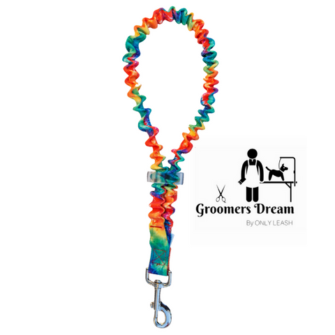 Groomers Dream - Professional Groomers Loop - By Only Leash - Rainbow - Only Leash