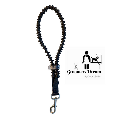Groomers Dream - Professional Groomers Loop - By Only Leash - Black - Only Leash