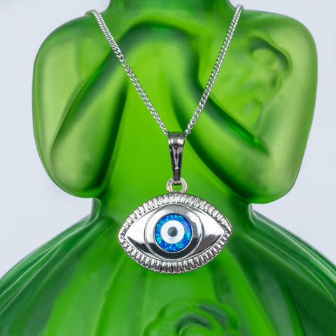 Evil eye pendant and the meaning behind it