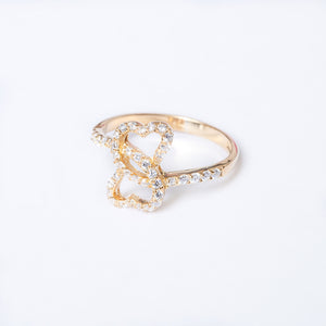 Paris Gold Ring
