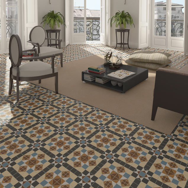 Floor tiles, Ceramic and Porcelain