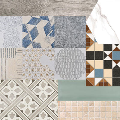 Blog article guide of how to buy tiles for the bathroom